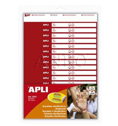 BRAZALETE IDENTIFICATIVO APLI 32UD - 8512523