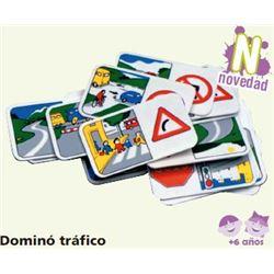 Domino de trafico - DOMINO-DE-TRAFICO-3508500