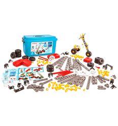 Construccion mecaniko 191 pzs. - 16532650