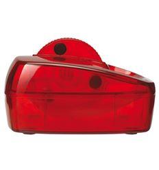 Portaclips q-connect rueda magnetica rojo - 39894
