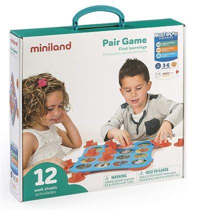 PAIR GAME PRIMEROS APRENDIZAJES - PAIR-GAMES