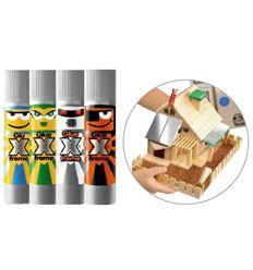 Pegamento instant barra glue xtreme 20g junior - PEGAMENTO-INSTANT-GLUE-XTREME-65012285