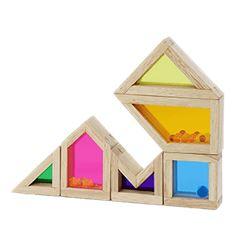 Bloques sonoros de colores construcción torre - BLOQUES-SONOROS-TORRE-5102524