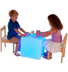 Cubo sensorial de luz - CUBO-SENSORIAL-87875544