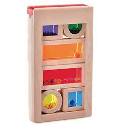 Bloques sonoros de colores apilables arcoiris - BLOQUES-SONOROS-ARCOIRIS-5101088