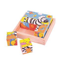 Cubic puzzle - safari - CUBIC-SAFARI-879512