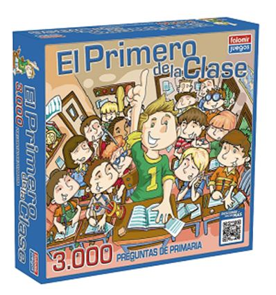 EL PRIMERO DE CLASE - PRIMERO-CLASE-8551730