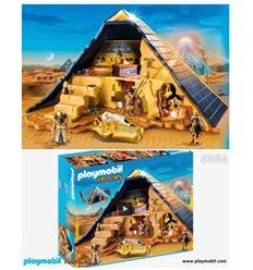 Playmobil piramide del faraon - PLAYMOBIL-PIRAMIDE-DEL-FARAON-8695386
