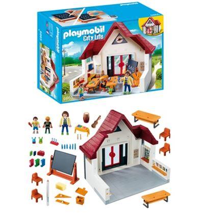 Playmobil colegio - PLAYMOBIL-COLEGIO-8696865