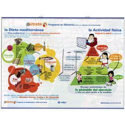 Lamina edigol dieta mediterranea/actividad fisica - 4703005