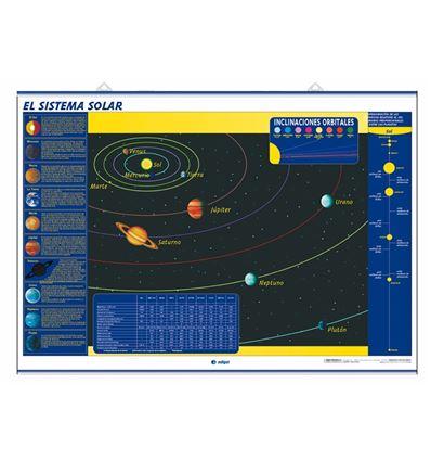 LAMINA EDIGOL CICLO DEL AGUA/SISTEMA SOLAR 70X100CM - 470909