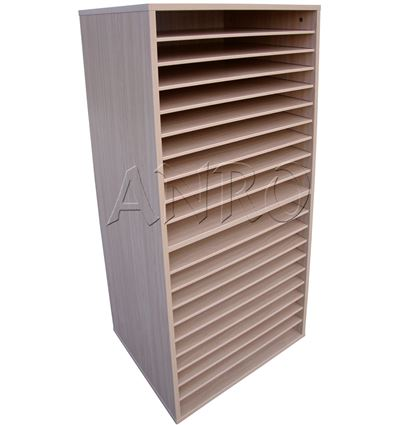 MUEBLE ARCHIVADOR DE CARTULINAS DOBLE - 4951151