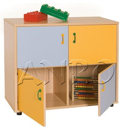 Mueble infantil armario mod. c - 4951054