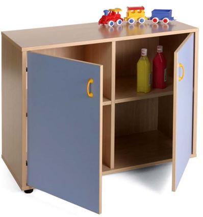 Mueble infantil armario modelo b - 4951053