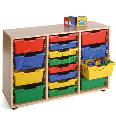 Mueble infantil cubetero mod. c - 4951012