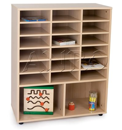 Mueble junior 2 casillas y casillero - 4951017