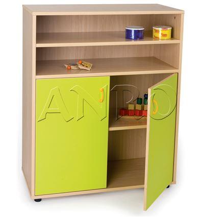 Mueble junior estanteria y armario - 4951039