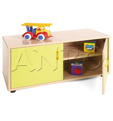 Mueble preescolar armario mod.a - 4951050