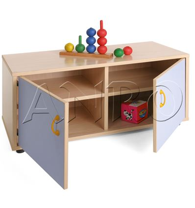 Mueble preescolar armario mod.b - 4951051