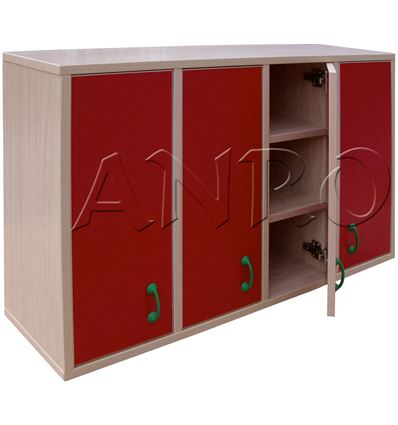 Pañalera 12 casillas con puerta - 4951027