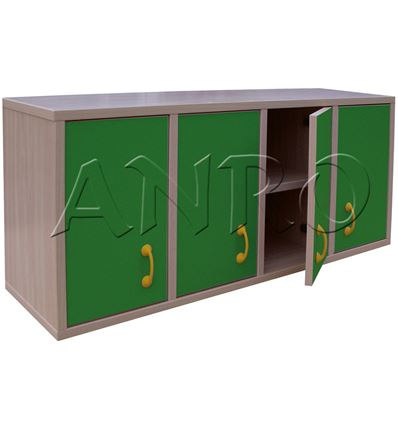 Pañalera 8 casillas con puerta - 4951025