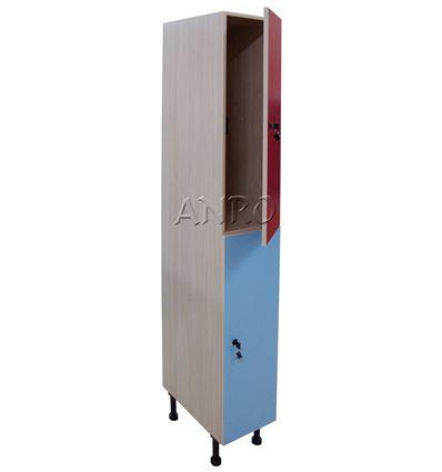 Taquilla 2 puertas ancho 40cm - 4951093