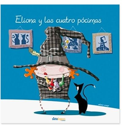 ELIONA Y LAS CUATRO POCIMAS - 16522008
