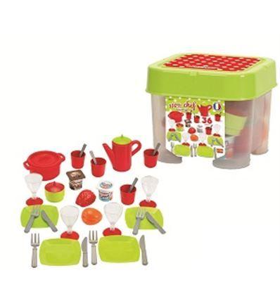 Cubo menaje 36 accesorios - CUBO-MENAJE-1692603
