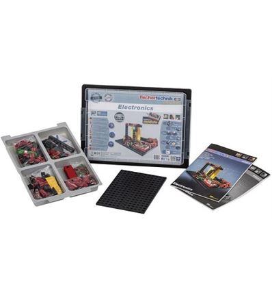 Kit stem fischertechnik: electrónica - FISCHERTECHNIK-ELECTRONICA-88633029