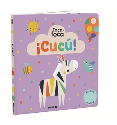 COLECCIÓN TOCA-TOCA, ¡CUCÚ! - CUCU