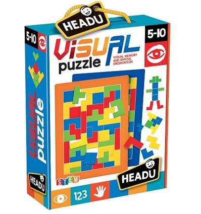 VISUAL PUZZLE - VISUAL-PUZZLE