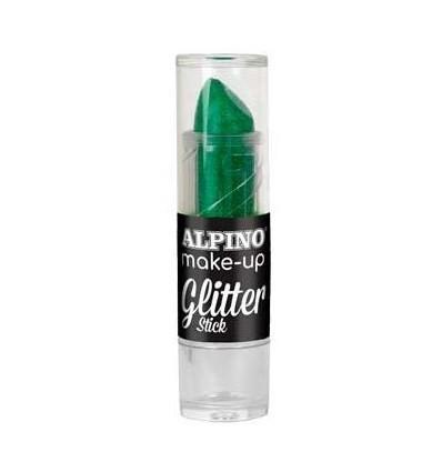 MAQUILLAJE ALPINO GLITTER STICK 8G VERDE - 39DL74V