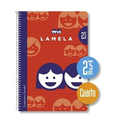 BLOC LAMELA 4º 2.5MM 40H - BLOC-LAMELA-8117002