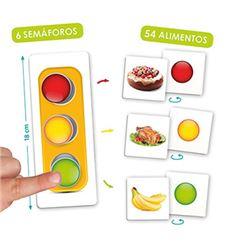 El semaforo de la buena alimentacion - 29020553