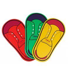 Ata zapatos 6uds. - 430887