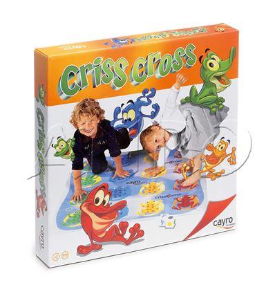 CRISS CROSS SUELO - 525162
