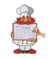 Cartel menu mr. chef - 430871