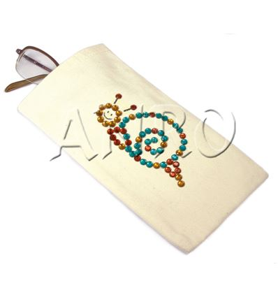 Textil fontor estuche gafas 9x18cm - 57090205