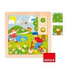Puzzle primavera - 45553085