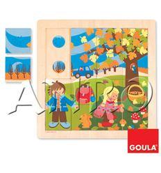 Puzzle otoño - 45553087