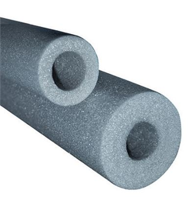 PROTECCION TUBO Ø2.5x200x1 cm GRIS - 370126A