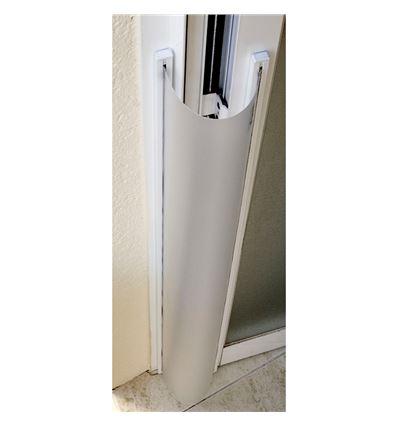 PROTECTOR PUERTA PVC OPACO 90º x 120cm - 370117A