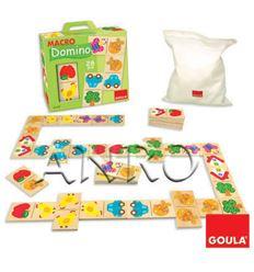 Macro domino - 45553327