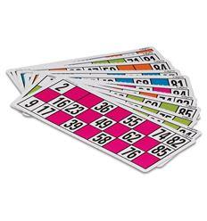 Cartones loteria - 525C24