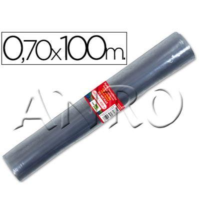 FORRALIBROS NO ADHESIVO LIDERPAPEL 70CMX100M - 07172