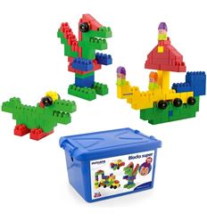 Block super contenedor 96 pzas. - 16532338