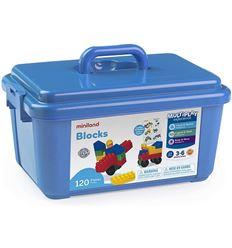 Construccion blocks 120 pzas - 16532310