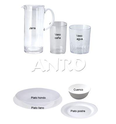 PLATO HONDO - 047716201