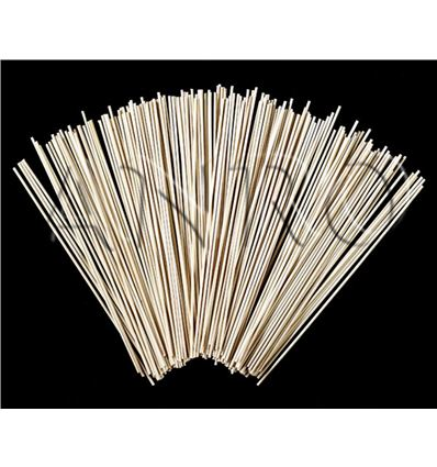 PALITO PETERS MADERA CILIND. NATURAL 20CM 100UD - 320420