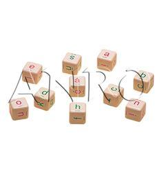 Dados letras 10 und - 3507410